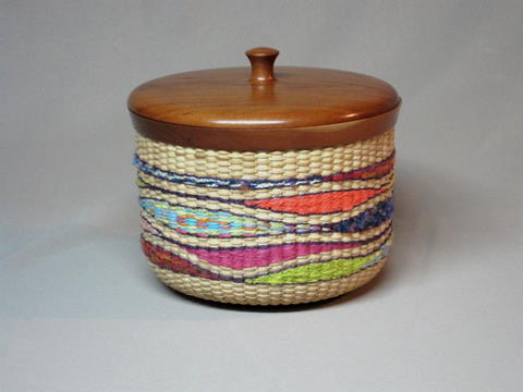 Basket Tapestry