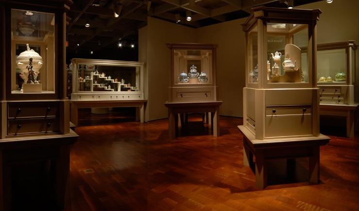 """""""Ceramica"""" in Rooms of Wonder"""