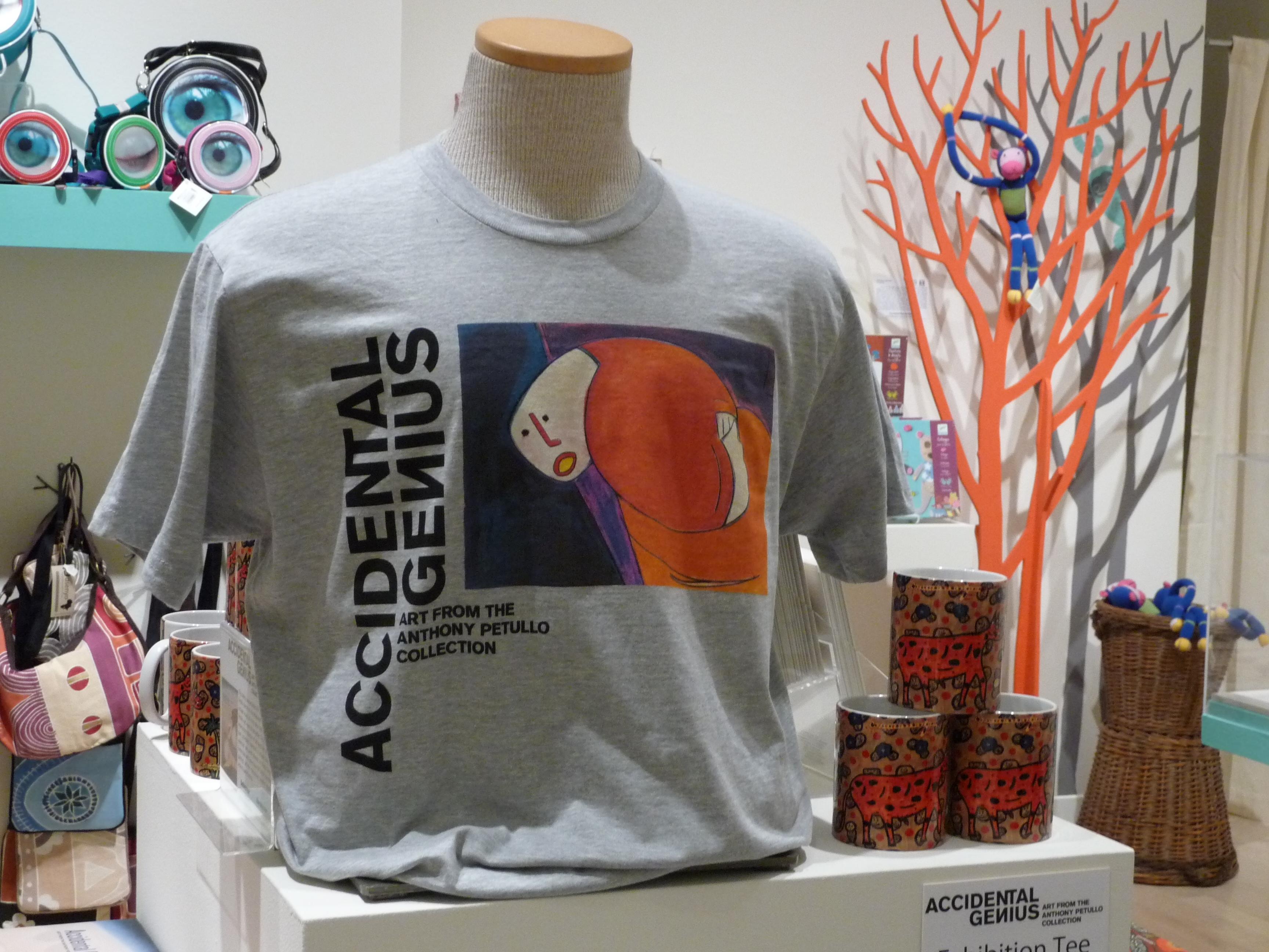 Exhibition T-shirt