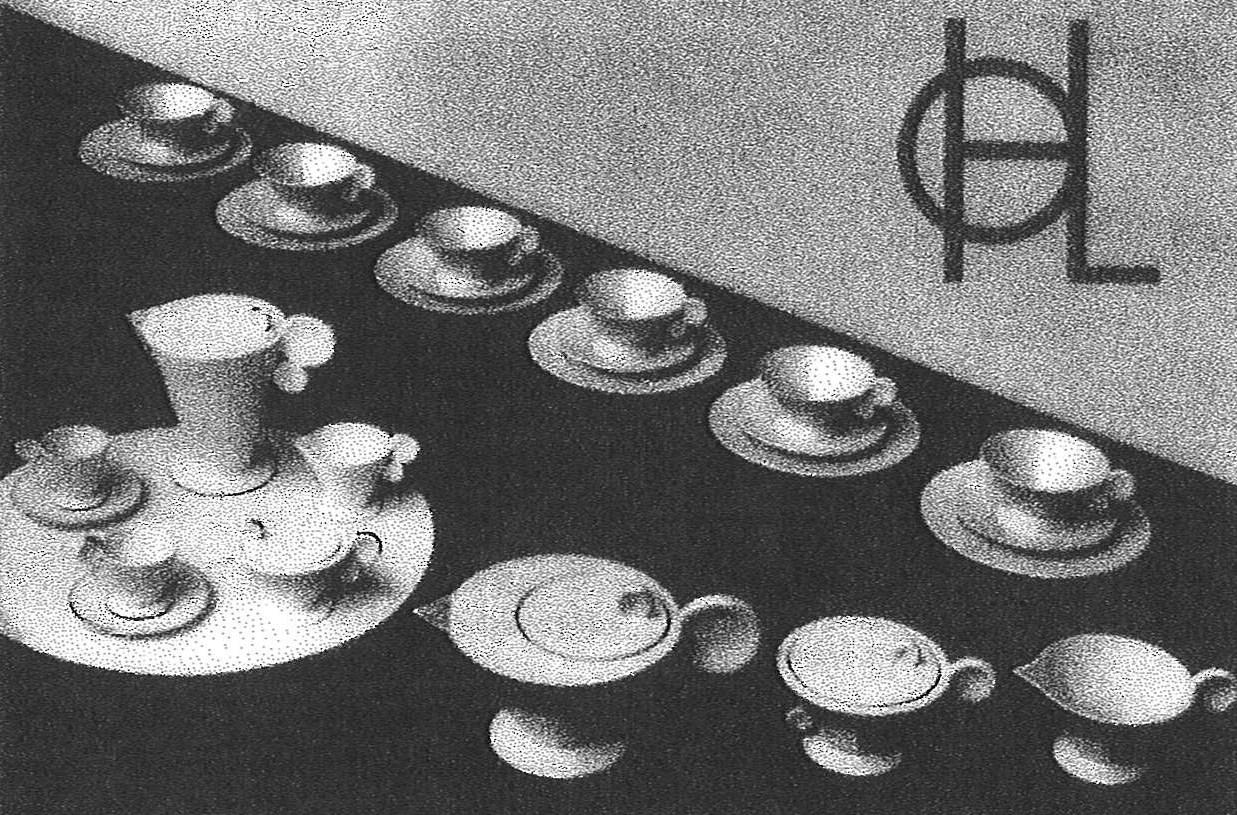 Hael Workshop promotional materials, ca. 1930