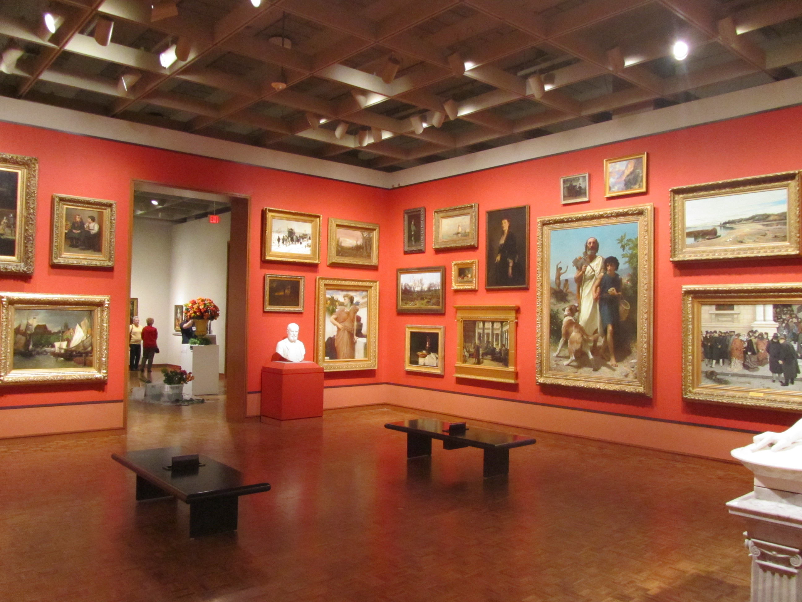 View of Gallery 10. Photo by Chelsea Kelly