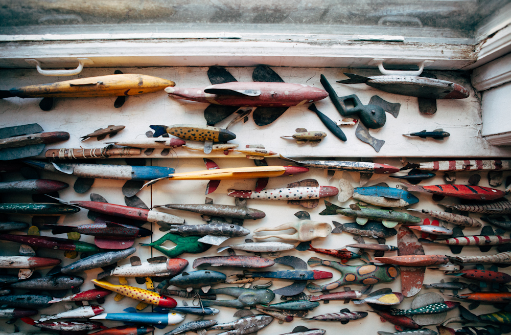 Lure Collection. Photo by Megan Yanz Photography