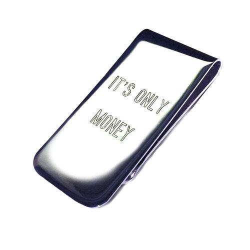 It's Only Money money clip