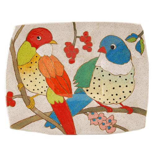 Birds tray