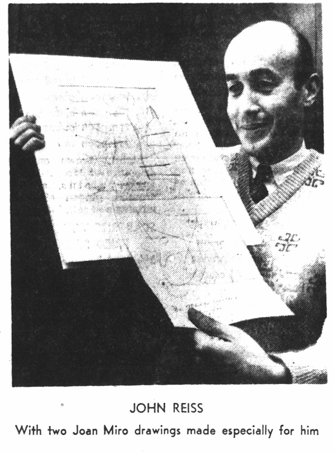 Photo from the Milwaukee Sentinel, January 28, 1962